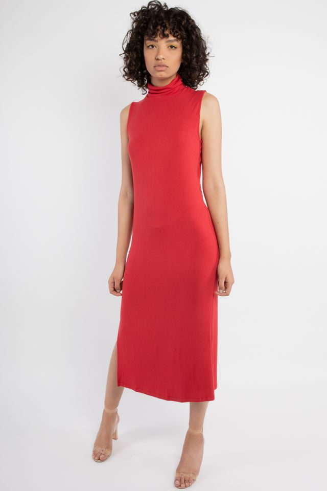 Turtle Neck Dress Lago