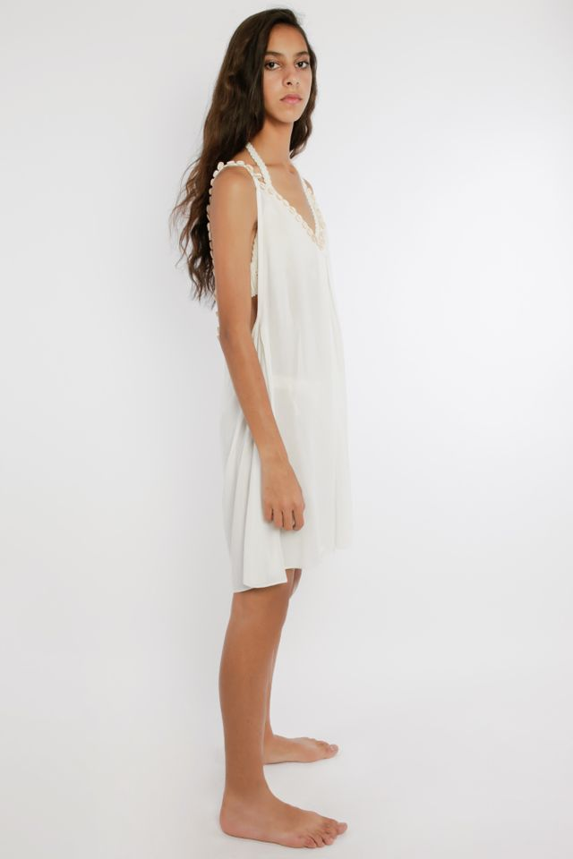 Limited Edition Shell Detail Dress