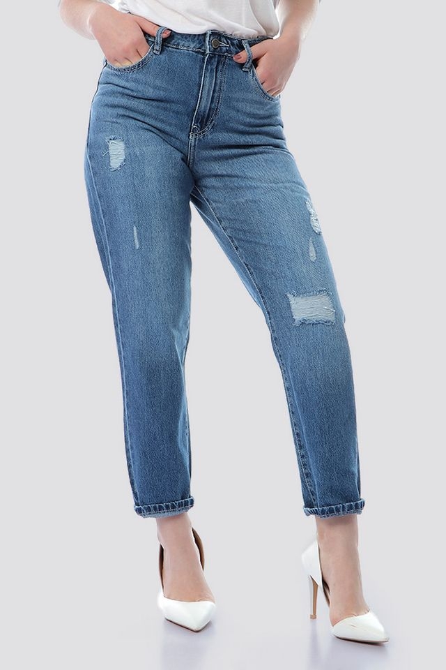 Fit Jeans For Women / Lee women's misses relaxed fit all cotton straight leg jean.