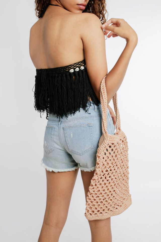 Crotchet Shoulder Bag